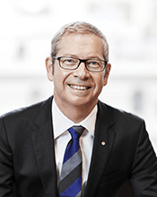Australian Information and Privacy Commissioner Timothy Pilgrim PSM