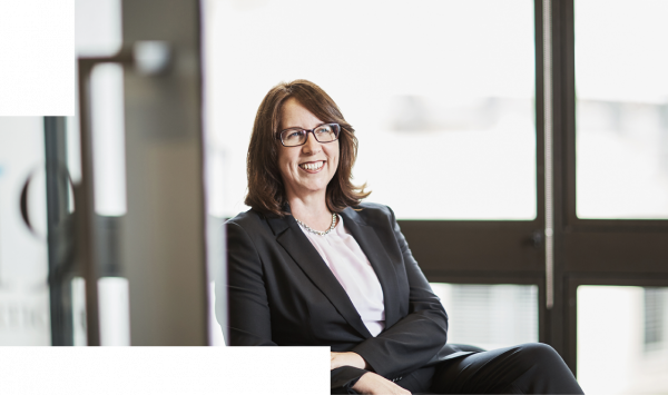 Portrait photo of Angelene Falk, Australian Information Commissioner and Privacy Commissioner